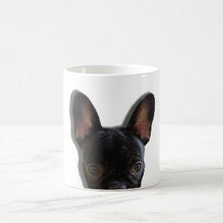 Jetez un coup d'oeil une tasse de café de Frenchie