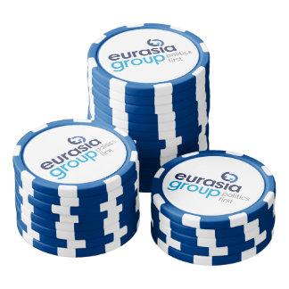 Jetons De Poker Logo moderne
