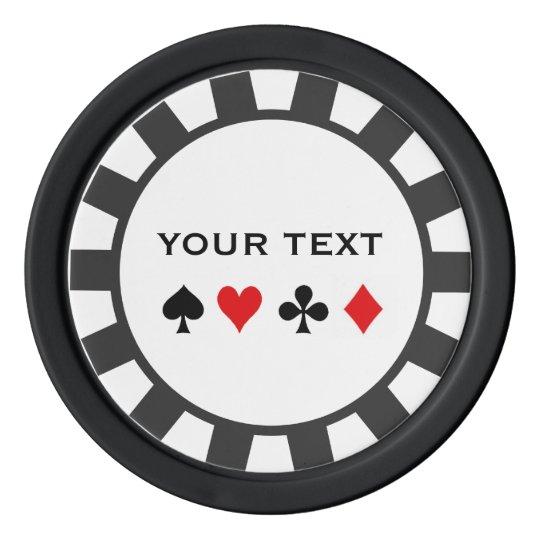 Jetons De Poker Personnalises Zazzle Be