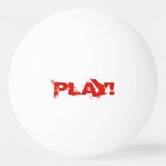 Jeu ! Boule de ping-pong Balle De Ping Pong