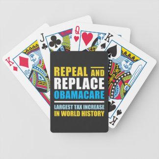 Jeu De Cartes Abrogez et remplacez Obamacare