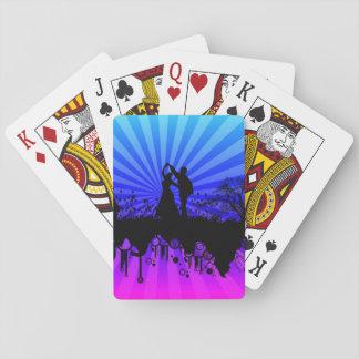 Jeu De Cartes Art romantique : Plate-forme des cartes