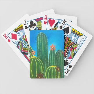 Jeu De Cartes Cactus coloré