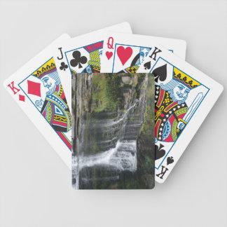 Jeu De Cartes Cartes de cascade