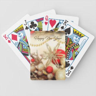 Jeu De Cartes Cartes de jeu de bonne année