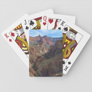Jeu De Cartes Cartes de jeu de canyon grand