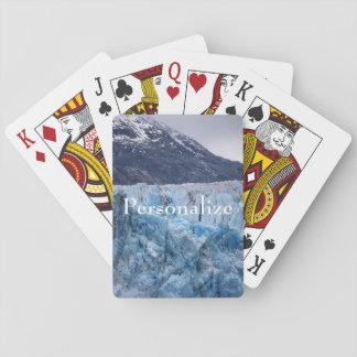 Jeu De Cartes Cartes de jeu de contrastes de froid