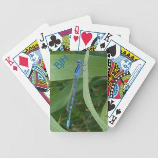 Jeu De Cartes Cartes de jeu de la meilleure qualité de Damselfly