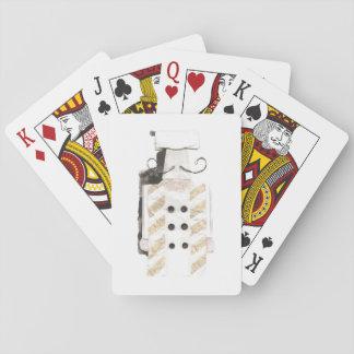 Jeu De Cartes Cartes de jeu de Monsieur Chef