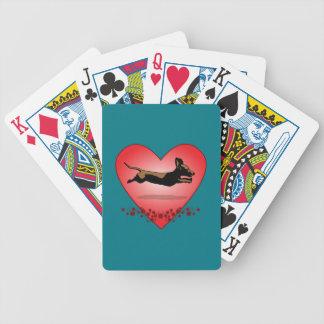 Jeu De Cartes Cartes de jeu de teckel