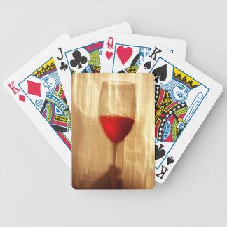 Jeu De Cartes Cartes de jeu de tisonnier de Bicycle® de vin