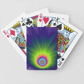Jeu De Cartes Cartes de jeu d'explosion de couleur