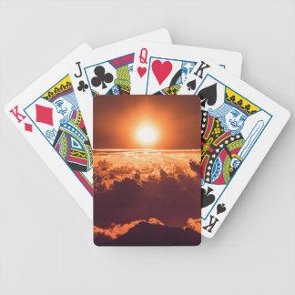 Jeu De Cartes Cartes de jeu du lever de soleil | de Haleakala