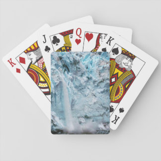 Jeu De Cartes Cartes de jeu en baisse de glace
