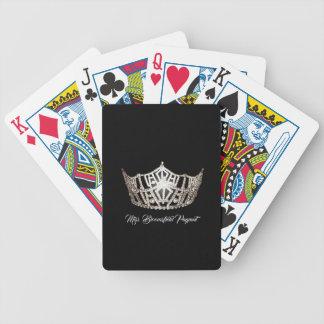 Jeu De Cartes Cartes de jeu faites sur commande de couronne