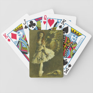 Jeu De Cartes Cartes de jeu féeriques gothiques