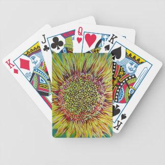 Jeu De Cartes Cartes de jeu lumineuses superbes de concepteur de