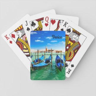 Jeu De Cartes Cartes de jeu Venise