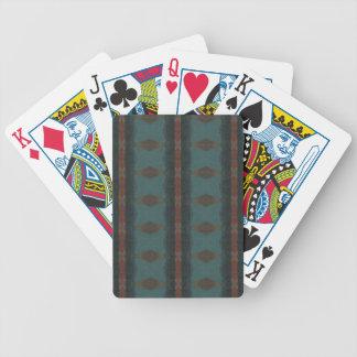 Jeu De Cartes Cartes de jeu vintages de papier peint