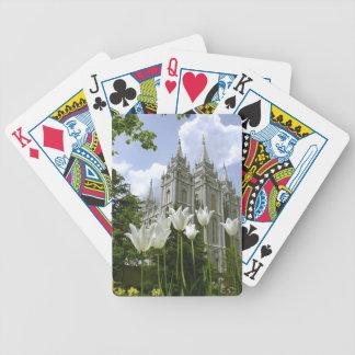 Jeu De Cartes Cartes de temple de SLC LDS
