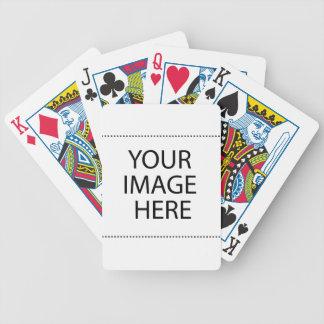 Jeu De Cartes Créez votre propres conception et texte
