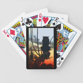 Jeu De Cartes Dans des cartes de jeu de chat