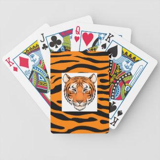 Jeu De Cartes Des cartes de jeu de tigre - deviennent comme fous