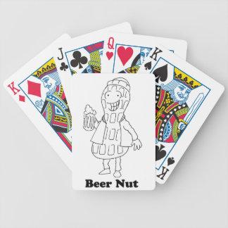 Jeu De Cartes Écrou de bière
