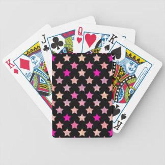 Jeu De Cartes Étoiles colorées II
