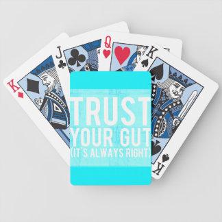 Jeu De Cartes Faites confiance à votre intestin son conseil