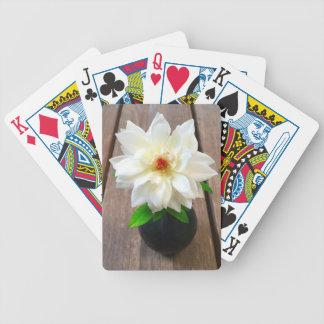 Jeu De Cartes flower18