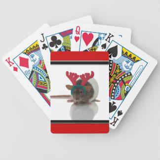 Jeu De Cartes Joyeux Ratmas