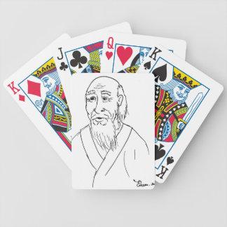 Jeu De Cartes Le Laotien Tzu