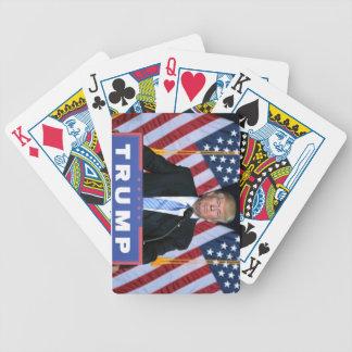 Jeu De Cartes Le Président Donald Trump