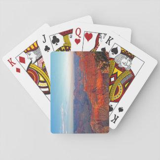 Jeu De Cartes Les cartes de jeu de canyon grand