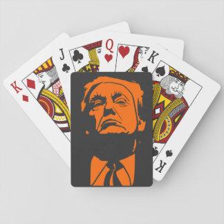 """Jeu De Cartes """"Les cartes de jeu de Don"""" Donald Trump"""