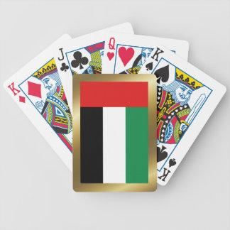 Jeu De Cartes Les EAU marquent des cartes de jeu