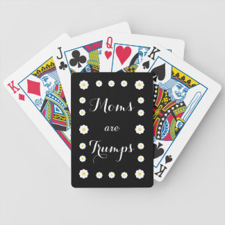 "Jeu De Cartes Les ""mamans sont des cartes de jeu d'atouts"""