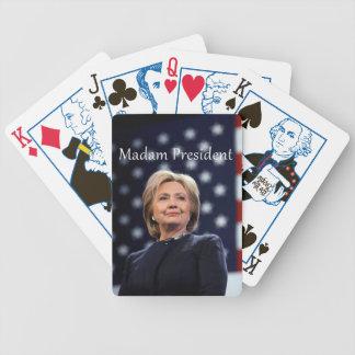 Jeu De Cartes Madame le Président style 1