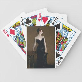 Jeu De Cartes Madame Pierre Gautreau (Madame X)
