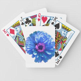 Jeu De Cartes Marguerite bleue