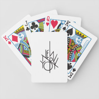 Jeu De Cartes New York City