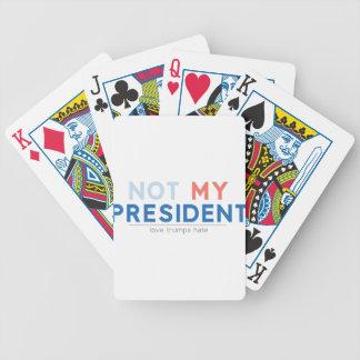 Jeu De Cartes Non mon président