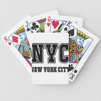 Jeu De Cartes NYC New York City