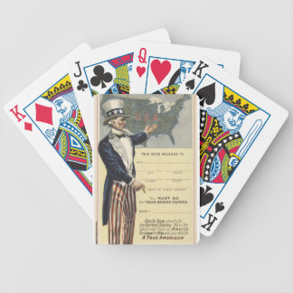 Jeu De Cartes Oncle Sam