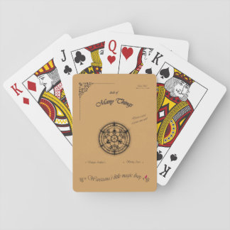 Jeu De Cartes Plate-forme de beaucoup de choses