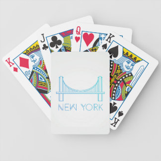Jeu De Cartes Pont de Brooklyn | New York City