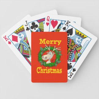 Jeu De Cartes Récif de renne de Noël