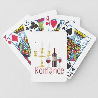 Jeu De Cartes Romance