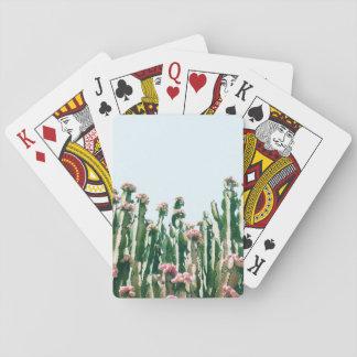 Jeu De Cartes Rougissent le cactus